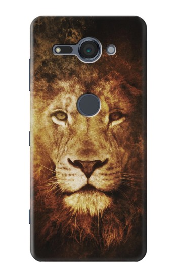 Printed Lion Sony Xperia XZ2 Compact Case