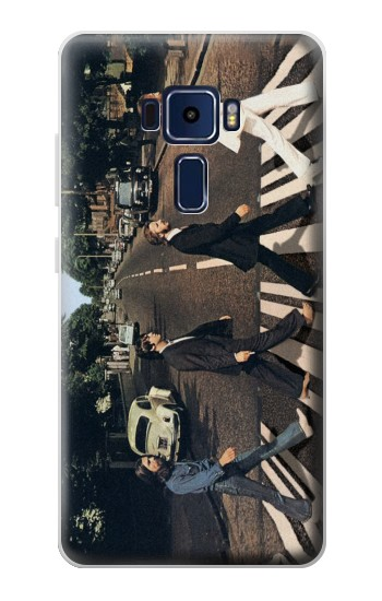 Printed The Beatles Abbey Road Asus Zenfone 3 Deluxe ZS570KL Case