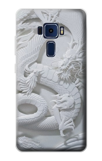Printed Dragon Carving Asus Zenfone 3 Deluxe ZS570KL Case