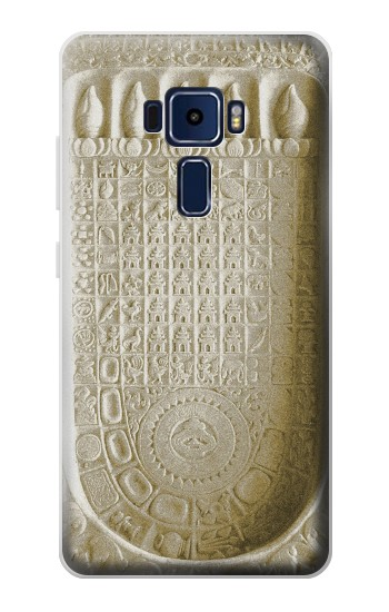 Printed Historical Buddha Footprint Asus Zenfone 3 Deluxe ZS570KL Case