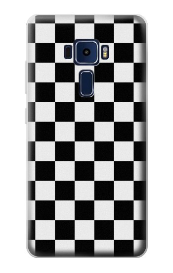 Printed Checkerboard Chess Board Asus Zenfone 3 Deluxe ZS570KL Case