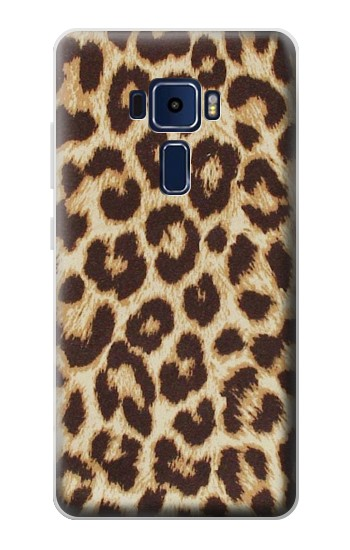 Printed Leopard Pattern Graphic Printed Asus Zenfone 3 Deluxe ZS570KL Case