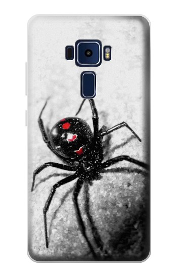 Printed Black Widow Spider Asus Zenfone 3 Deluxe ZS570KL Case