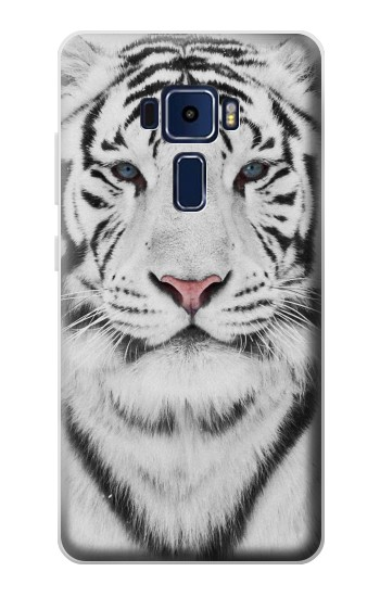 Printed White Tiger Asus Zenfone 3 Deluxe ZS570KL Case