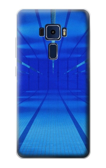 Printed Swimming Pool Under Water Asus Zenfone 3 Deluxe ZS570KL Case