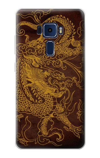 Printed Chinese Dragon Asus Zenfone 3 Deluxe ZS570KL Case