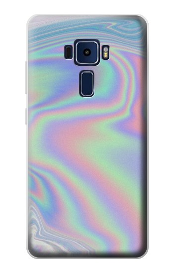 Printed Pastel Holographic Photo Printed Asus Zenfone 3 Deluxe ZS570KL Case