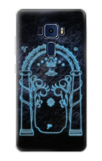 Printed Lord of The Rings Mines of Moria Gate Asus Zenfone 3 Deluxe ZS570KL Case