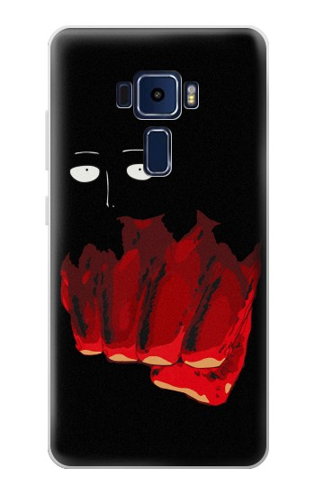 Printed One Punch Man Fight Asus Zenfone 3 Deluxe ZS570KL Case