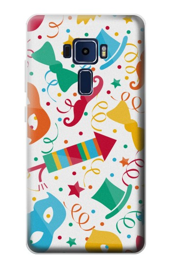 Printed Carnival Pattern Asus Zenfone 3 Deluxe ZS570KL Case