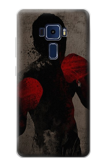 Printed Boxing Asus Zenfone 3 Deluxe ZS570KL Case