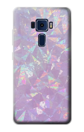 Printed Iridescent Holographic Photo Printed Asus Zenfone 3 Deluxe ZS570KL Case