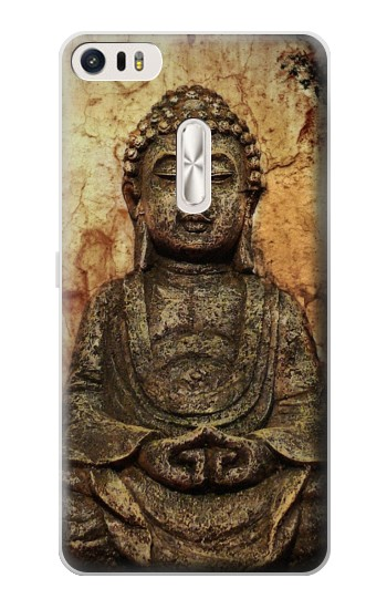 Printed Buddha Rock Carving Asus Zenfone 3 Ultra ZU680KL Case