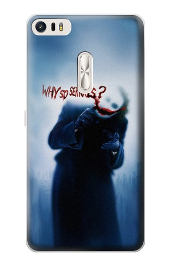 Printed Batman Joker Why So Serious Asus Zenfone 3 Ultra ZU680KL Case