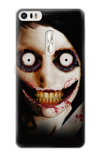 Printed Jeff the Killer Asus Zenfone 3 Ultra ZU680KL Case