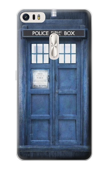 Printed Doctor Who Tardis Asus Zenfone 3 Ultra ZU680KL Case