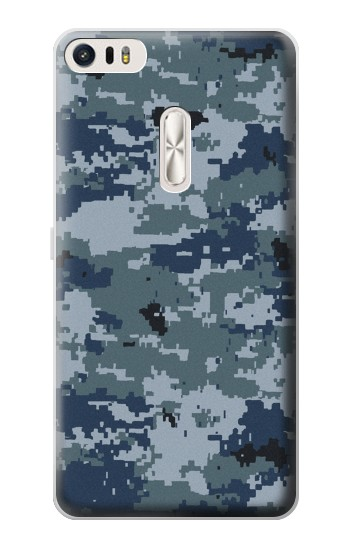 Printed Navy Camo Camouflage Graphic Asus Zenfone 3 Ultra ZU680KL Case