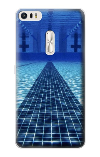 Printed Swimming Pool Asus Zenfone 3 Ultra ZU680KL Case
