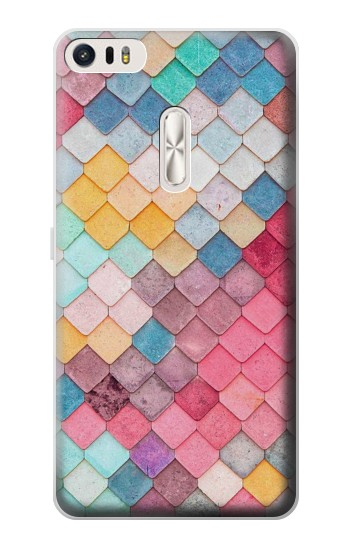 Printed Candy Minimal Pastel Colors Asus Zenfone 3 Ultra ZU680KL Case