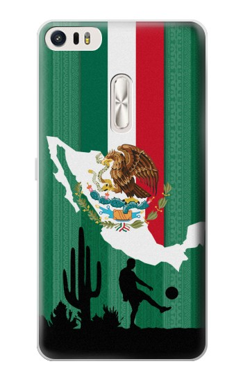 Printed Mexico Football Flag Asus Zenfone 3 Ultra ZU680KL Case