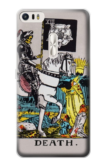 Printed Tarot Card Death Asus Zenfone 3 Ultra ZU680KL Case