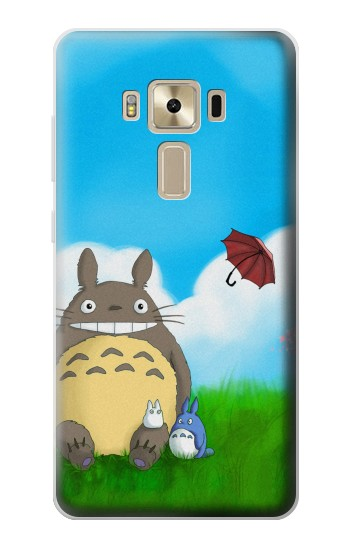 Printed My Neighbor Totoro Asus Zenfone 3 ZE520KL Case