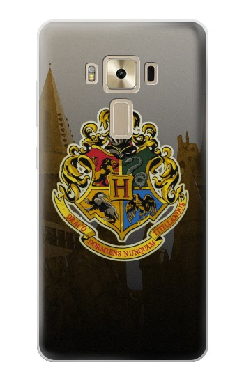 Printed Hogwarts School of Witchcraft and Wizardry Asus Zenfone 3 ZE520KL Case