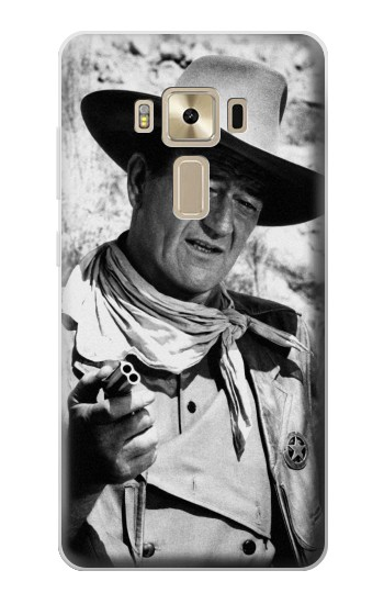 Printed John Wayne The Searchers Asus Zenfone 3 ZE520KL Case