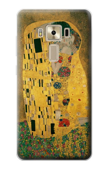 Printed Gustav Klimt The Kiss Asus Zenfone 3 ZE520KL Case