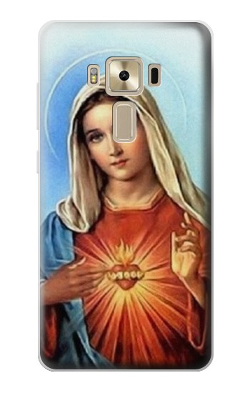 Printed The Virgin Mary Santa Maria Asus Zenfone 3 ZE520KL Case