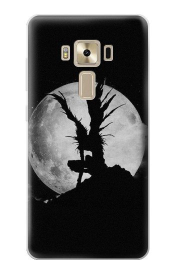 Printed Death Note Ryuk Shinigami Full Moon Asus Zenfone 3 ZE520KL Case