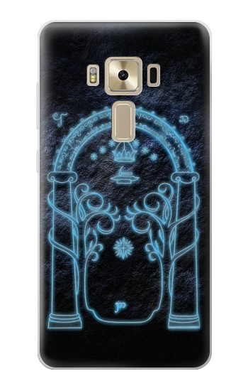 Printed Lord of The Rings Mines of Moria Gate Asus Zenfone 3 ZE520KL Case