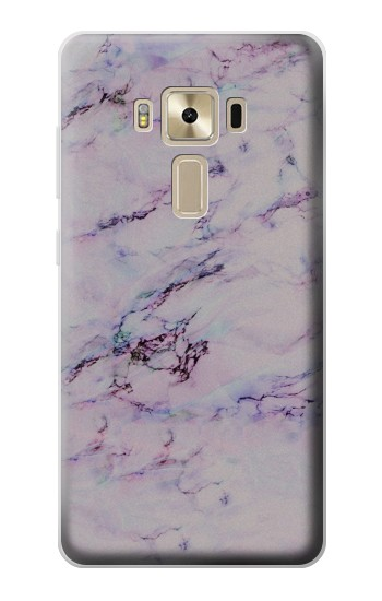 Printed Seamless Pink Marble Asus Zenfone 3 ZE520KL Case