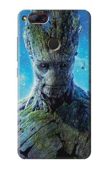 Printed Groot Guardians of the Galaxy ZTE nubia Z17 mini Case
