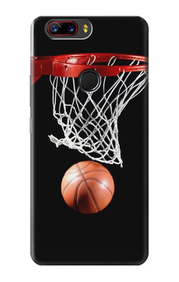 Printed Basketball ZTE nubia Z17s Case