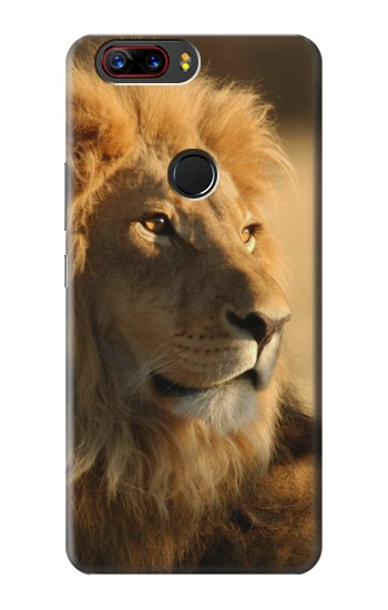 Printed Lion King of Forest ZTE nubia Z17s Case