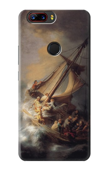 Printed Rembrandt Christ in The Storm ZTE nubia Z17s Case
