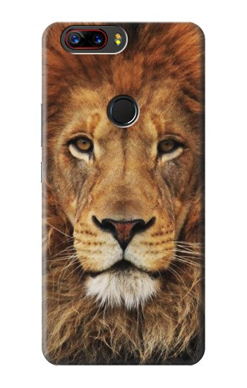 Printed Lion King of Beasts ZTE nubia Z17s Case