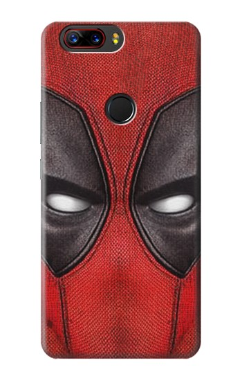 Printed Deadpool Mask ZTE nubia Z17s Case
