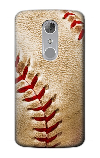 Printed Baseball ZTE Axon mini Case