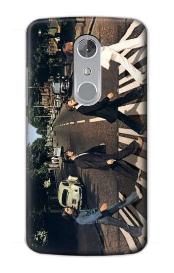 Printed The Beatles Abbey Road ZTE Axon mini Case