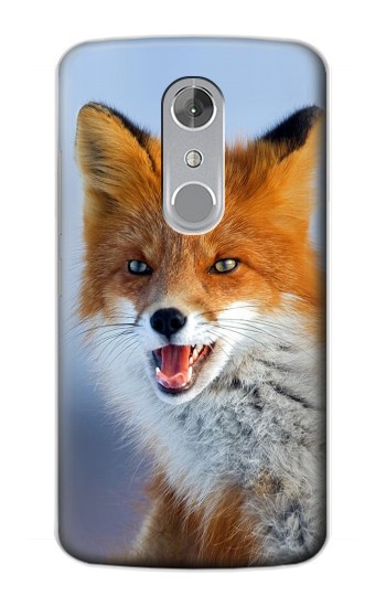 Printed Fox ZTE Axon mini Case