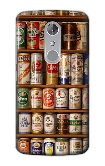Printed Beer Cans Collection ZTE Axon mini Case