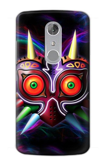 Printed The Legend of Zelda Majora Mask ZTE Axon mini Case
