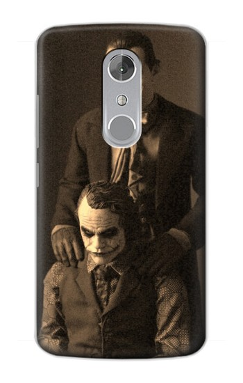 Printed Jokers Together ZTE Axon mini Case