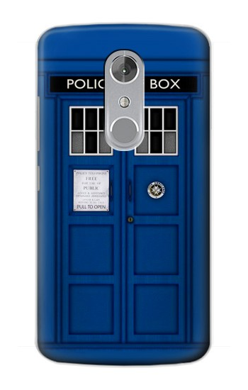 Printed Doctor Who Tardis ZTE Axon mini Case