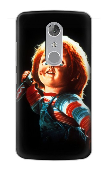 Printed Chucky With Knife ZTE Axon mini Case