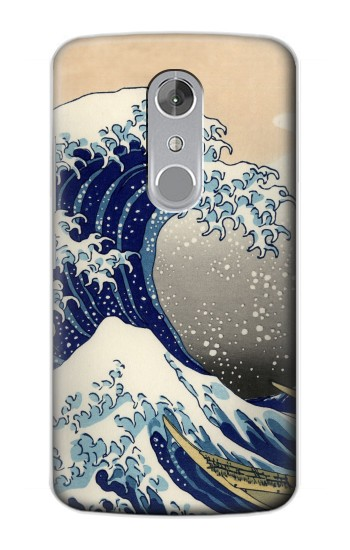 Printed Katsushika Hokusai The Great Wave off Kanagawa ZTE Axon mini Case