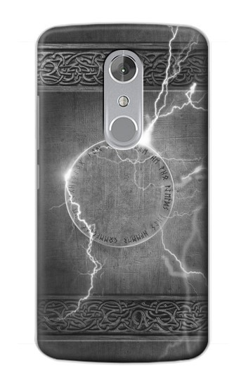 Printed Thor Thunder Strike Hammer ZTE Axon mini Case