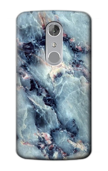 Printed Blue Marble Texture ZTE Axon mini Case